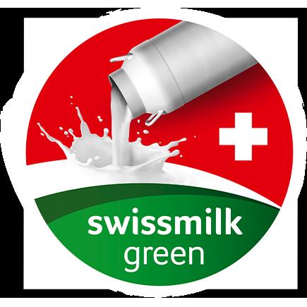 Benefit - Swissmilk green